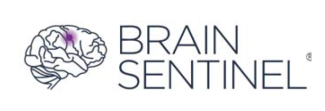 Golf Sponsor - Brain Sentinel Logo