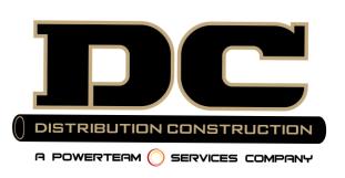 Golf Sponsor - Distribution Construction