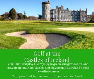 Golf at the Castles of Ireland